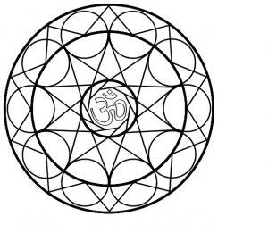 Mandala Om 4