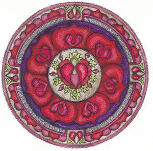 Mandala amor 2