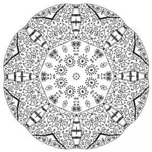 Mandala bonita 4