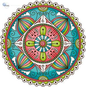 Mandala budista 1