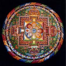 Mandala budista 3