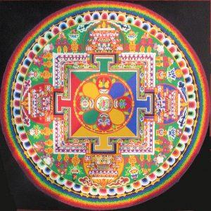 Mandala budista 5