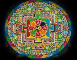 Mandala budista 6
