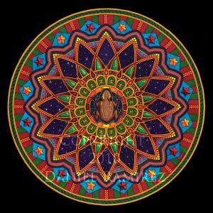 Mandala budista 7