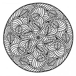 Mandala dificil 3
