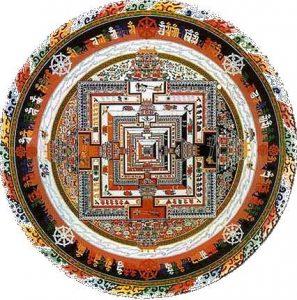 Mandala hindu 2