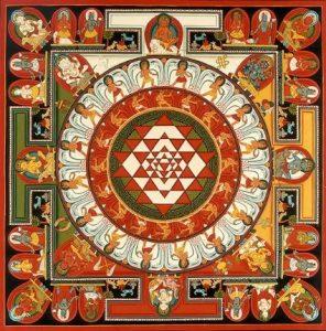 Mandala hindu 6