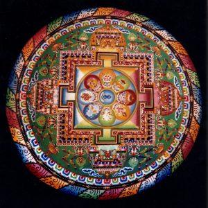 Mandala jung 8