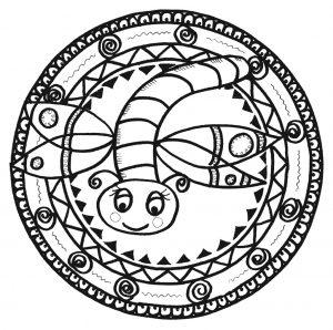 Mandala niños 3