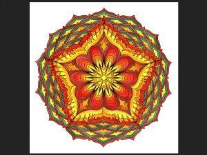 Mandala original 7