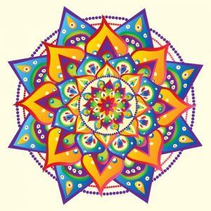 Mandala significado 7