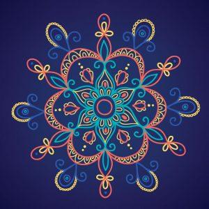 Mandala significado 8