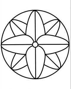 Las 5 Mandalas Más Fáciles Para Pintar Todo Mandalas