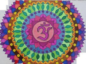 Mandala Om 2
