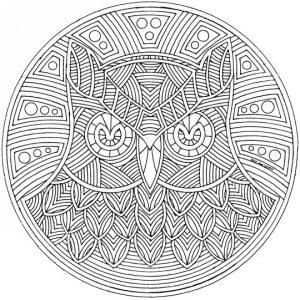 Mandala adultos 2