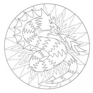 Mandala animales 2