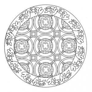 Mandala bonita 1
