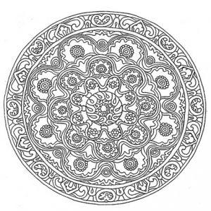 Mandala bonita 2