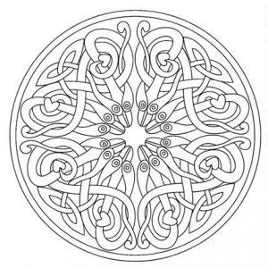 Mandala bonita 5